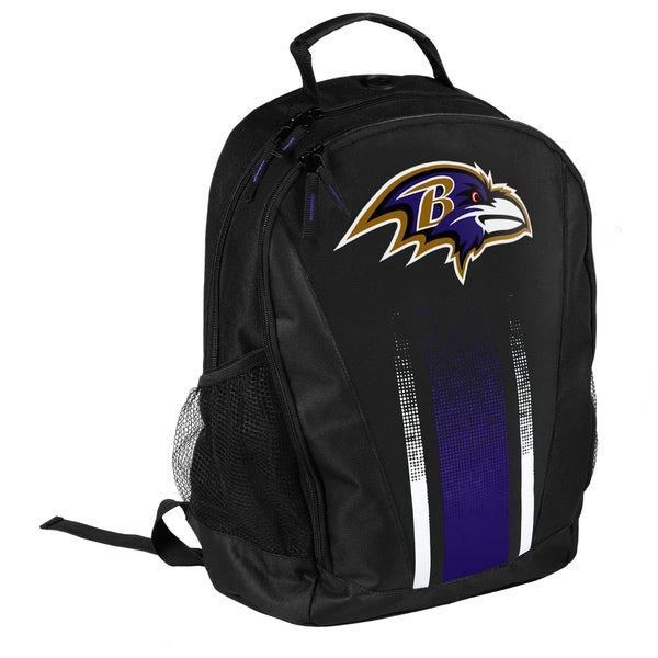 Forever Collectibles Baltimore Ravens Prime Backpack