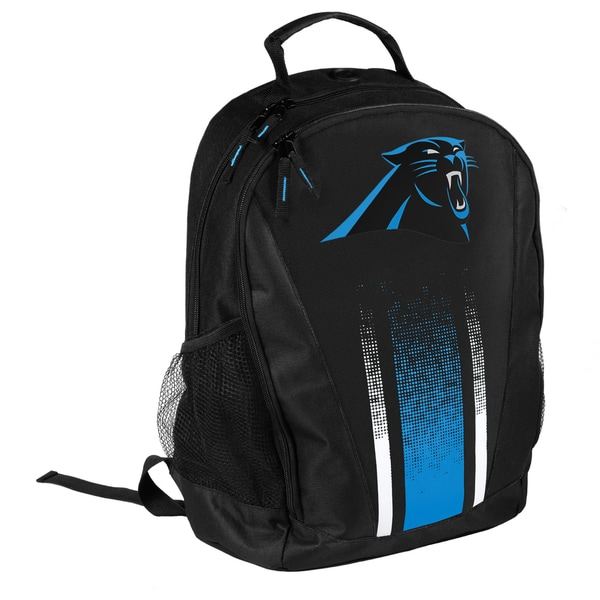 Forever Collectibles Carolina Panthers Prime Backpack