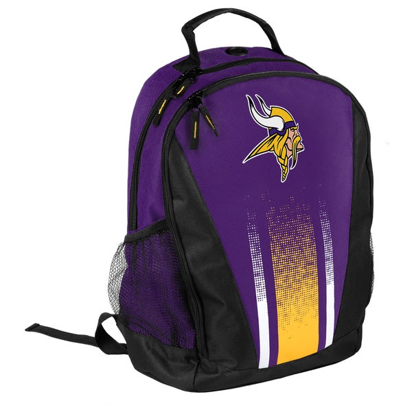 Forever Collectibles Minnesota Vikings Prime Backpack