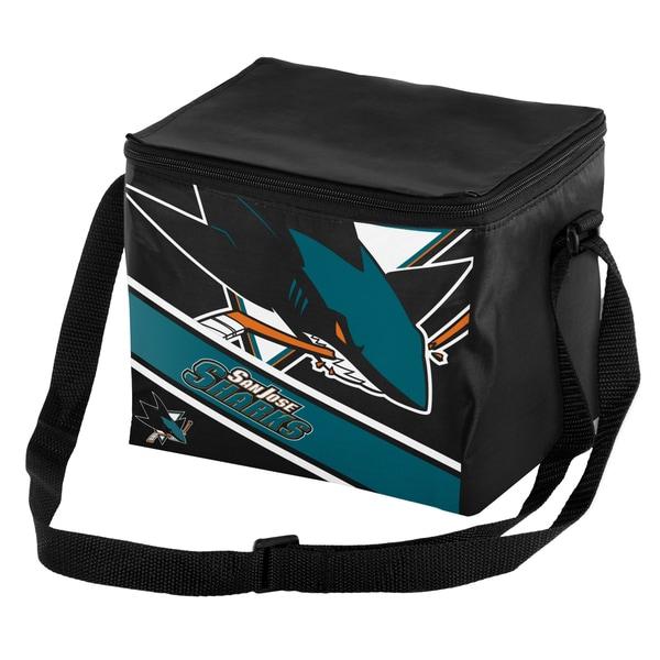 San Jose Sharks 6-Pack Cooler