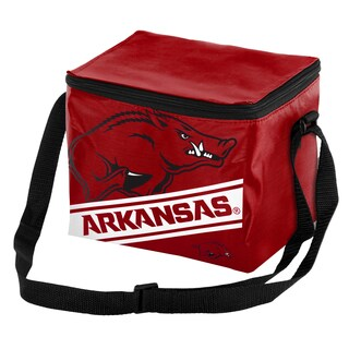 Arkansas Razorbacks 6-Pack Cooler