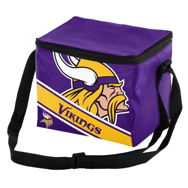 Minnesota Vikings 6-Pack Cooler