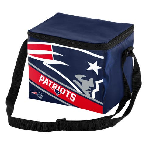 New England Patriots 6-Pack Cooler