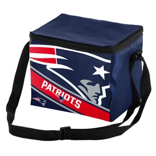 Superieur New England Patriots 6 Pack Cooler