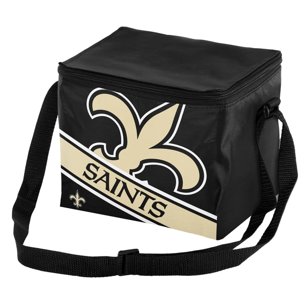 New Orleans Saints 6-Pack Cooler. Opens flyout.