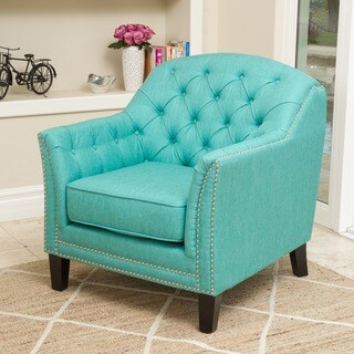 Coatbridge Fabric Club Chair by Christopher Knight Home