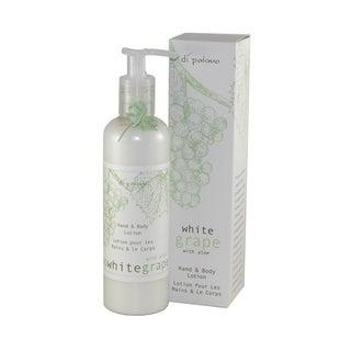 Di Palomo White Grape With Aloe Women's 8.4-ounce Hand & Body Lotion