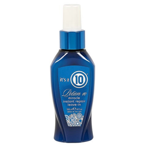 It's a 10 Potion 10 Miracle Instant Repair Leave-in 4-ounce Treatment