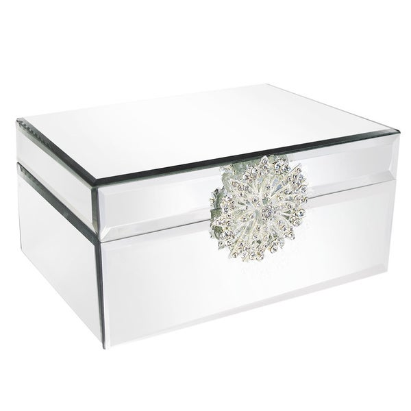 Jewelry Box With Brooch