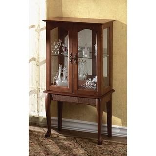Rosemary 2-Door Curio Cabinet