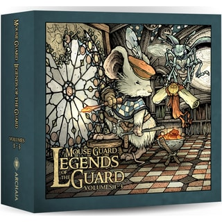 Mouse Guard Legends of the Guard (Hardcover)