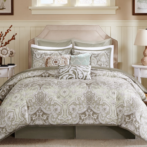 Harbor House Cecil 4-piece Comforter Set