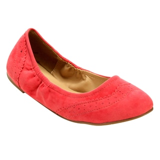 Beston Cd40 Comfort Slip On Flats
