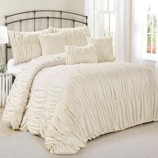 Fashion Street Rosales 7-piece Comforter Set