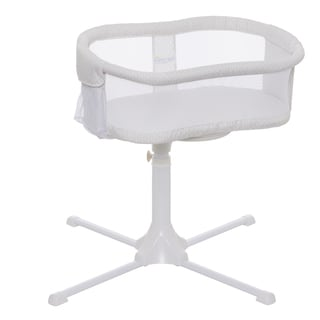 HALO Bassinest Swivel Sleeper in White Honeycomb