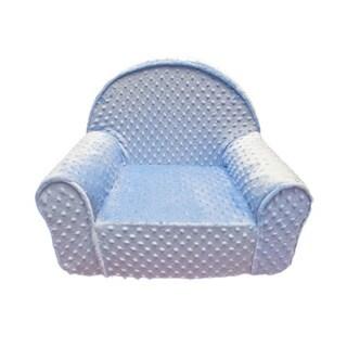 Fun Furnishings Minky Dot My First Toddler Chair
