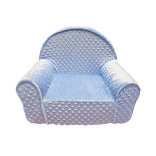 Fun Furnishings Minky Dot My First Toddler Chair