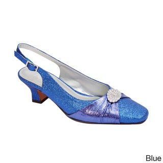 FIC FLORAL Elaine Women's Extra Wide Width Dress Shoes