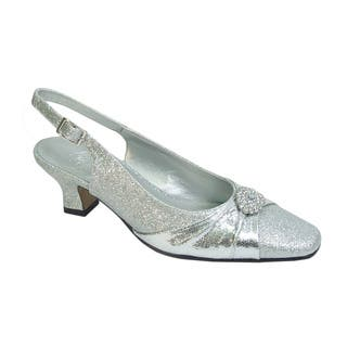 FIC FLORAL Elaine Women's Extra Wide Width Dress Shoes|https://ak1.ostkcdn.com/images/products/11517502/P18467265.jpg?impolicy=medium