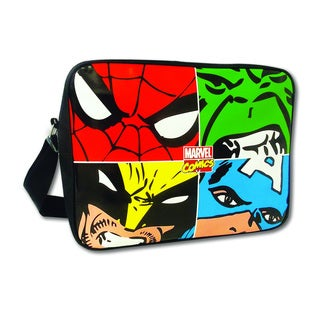 Marvel Face Off Messenger Bag