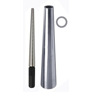 "Round Bracelet Mandrel 15"" And 12"" Ring Mandrel 1-15 Combo(rm1+rm40)"