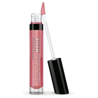 bareMinerals Marvelous Moxie Lip Gloss Smooth Talker Golden Pink