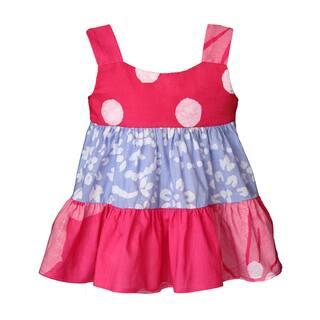 Global Mamas Handmade Baby Gypsy Dress - Primrose Patchwork (Ghana)|https://ak1.ostkcdn.com/images/products/11517597/P18467341.jpg?impolicy=medium