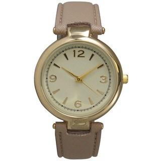 Olivia Pratt Women's Vintage Fashion Watch
