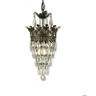 AF Lighting 7507-1H Sovereign Mini Chandelier