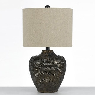 AF Lighting Brown 8559-TL Danbury Ceramic Table Lamp