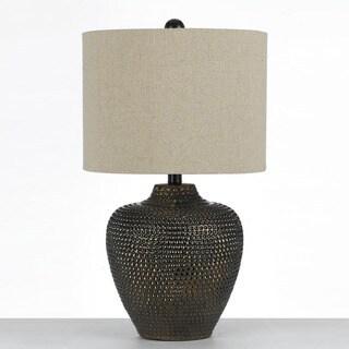 AF Lighting Brown 8559-TL Danbury Ceramic Table Lamp
