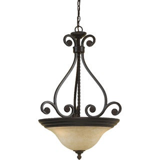 AF Lighting 6465-3P Harmony 3-light Pendant