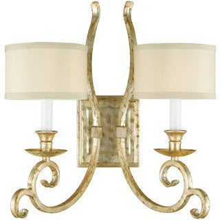 Lucy Two Light Sconce
