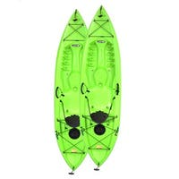 Lifetime Tioga 120-inch Kayak set of 2