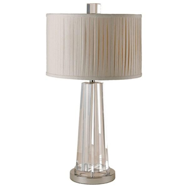 Defoe Table Lamp- Crystal