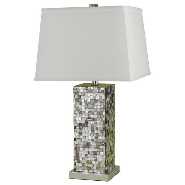 AF Lighting 6671-TL 6671 Mosaic Table Lamp