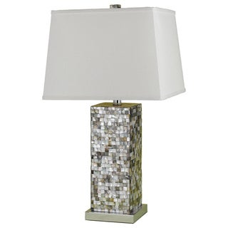 Sahara Table Lamp- Mosaic