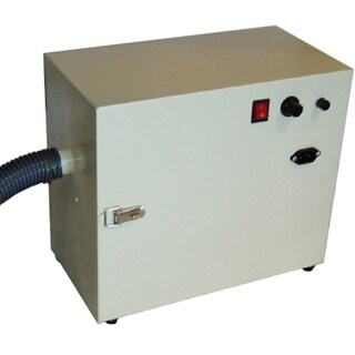 DUST COLLECTOR 110V,Variable Speed, QUIET for Dental Labs, Jewelers (dc60).