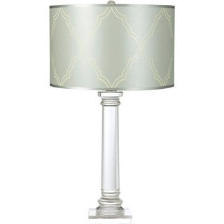 Trellis Crystal Table Lamp