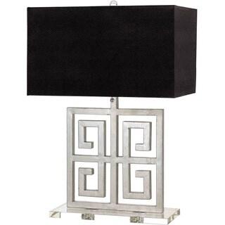 AF Lighting Silver 8299-TL Santorini Table Lamp