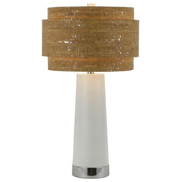 AF Lighting 8402-TL 8402 Table Lamp- Pearl