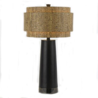 Aviva Table Lamp- Nickel