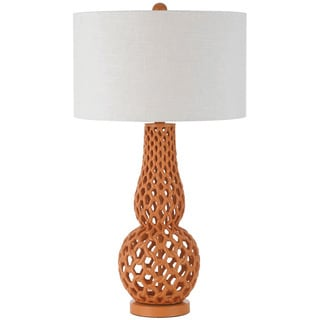 AF Lighting Jelly Bean 8486-TL Chain Link Table Lamp