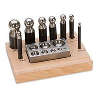 8 PUNCH DAPPING BLOCK SET (da48)