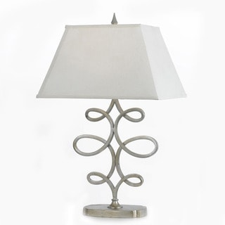 Rhythm Table Lamp - Foil