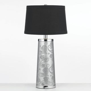 Henna Paisley Table Lamp