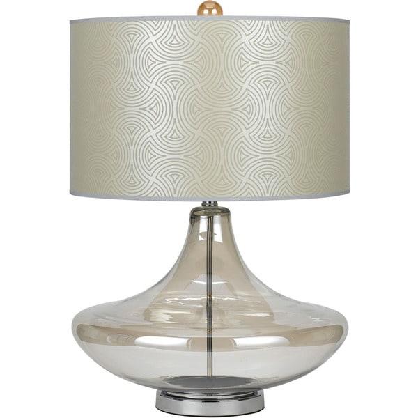 AF Lighting 8901-TL 8901 Glass Table Lamp - Champange