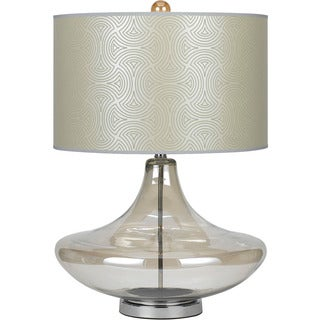 Skinny Dip Glass Table Lamp - Champange