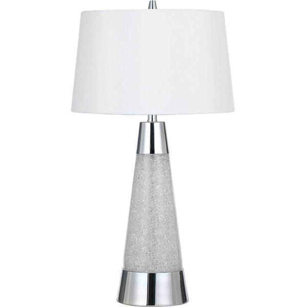 AF Lighting 9010-TL 9010 Table Lamp - Chrome