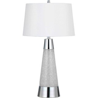 Bling Table Lamp - Chrome